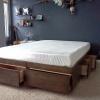 چگونه از فضای زیر تخت خواب بهتر استفاده کنیم؟