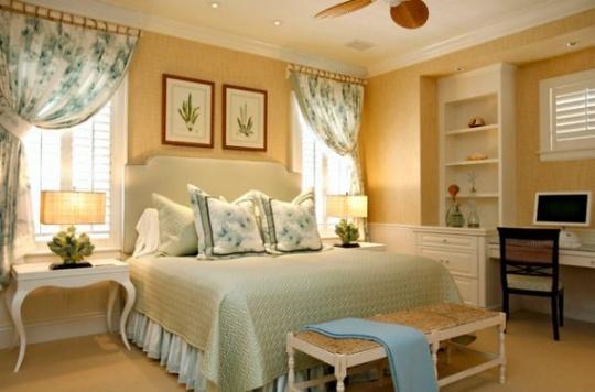 مبلمان و کاناپه راحتی اتاق خواب با طرح و مدل شیک و زیبا