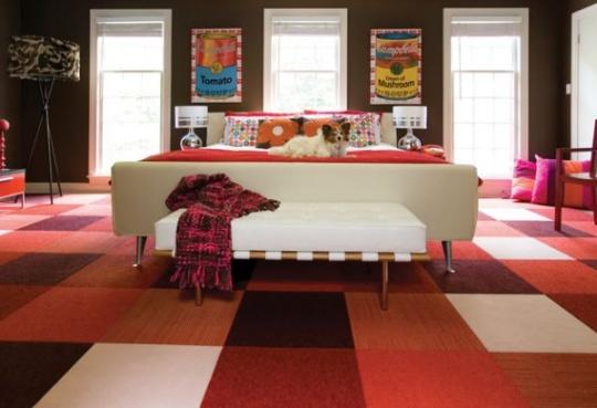 مدل کاناپه و مبلمان راحتی برای دکوراسیون اتاق خواب